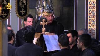 Последование на Жениха, митрополитски храм