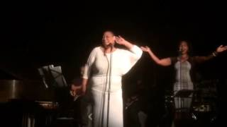 Intimate Evening with Marva Smith  Opening clip