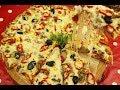 طريقة عمل البيتزا اروع 4 طرق لعمل البيتزا أفضل من المحلات بالجبنة المطاطية الشهية مع رباح محمد فيديو من يوتيوب