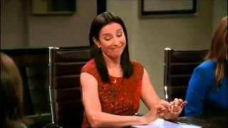 Two and a Half Men Season 9 Episode 13 - Alan has some bad luck