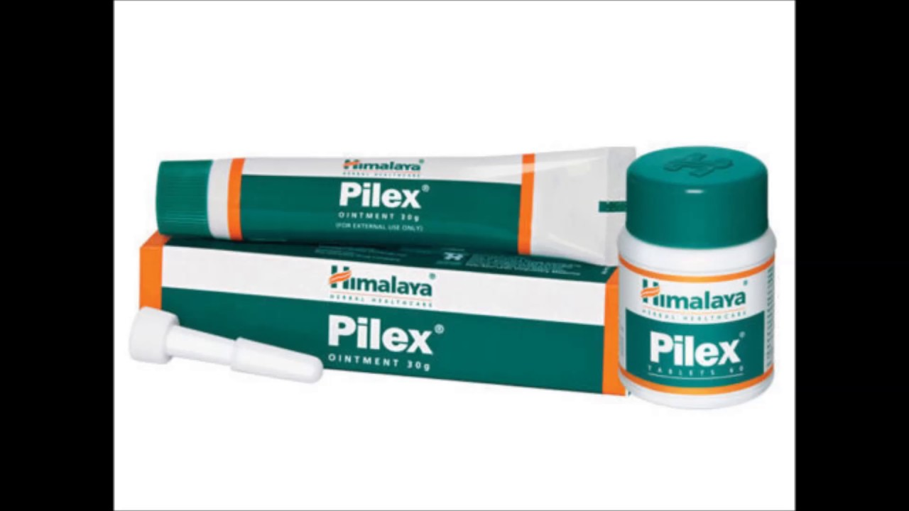 Himalaya Pilex Ointment Review