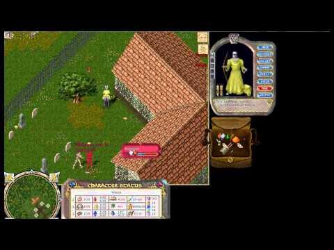 Ultima Online #1 Matando a saudade