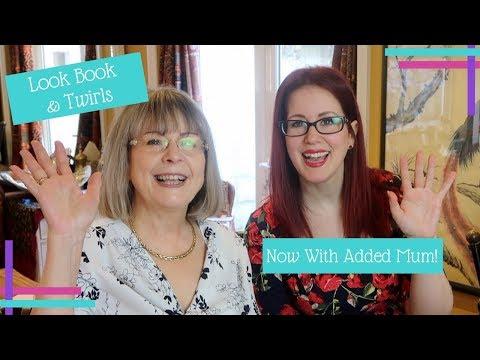 Mum's Look Book and Twirls :: 2017