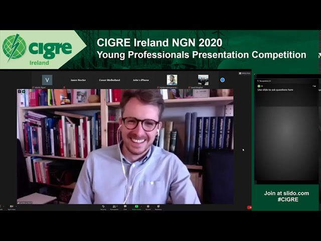 CIGRE Ireland NGN Presentation Competition 2020