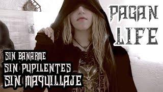💀¡Mi primer Daily Vlog!Vida pagana💀Rutina, Eclipse y MI RELIGIÓN - Grecia Villar