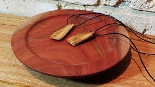 JWS Makes: Wooden Necklace/Pendant