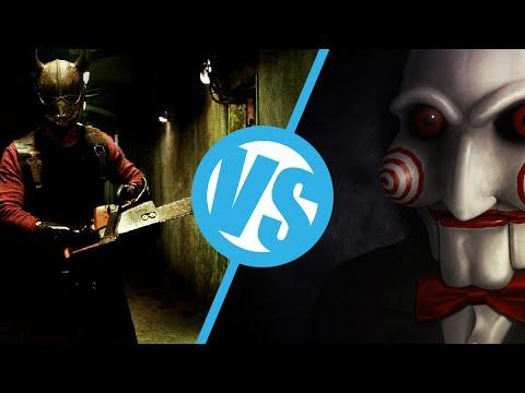 SAW VS Hostel : Movie Feuds ep141