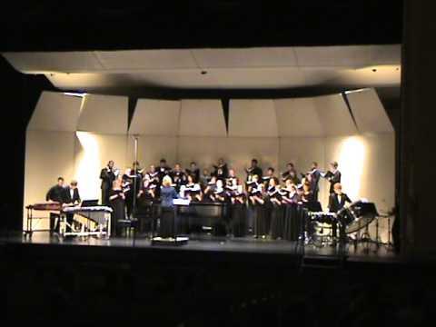 2015 10 8 SIU Concert Choir Kelvin Grove