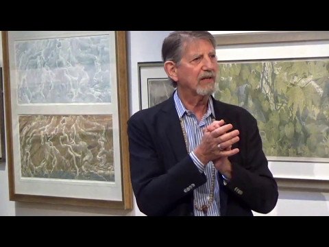 Jody Klotz Fine Art - Peter Coyote - May 3, 2017
