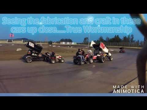 Willamette Speedway June 15 2019 (Rollover included)