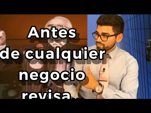 ALERTA, antes de cualquier NEGOCIO revisa... / Dan pena en español / 1 CONSEJO