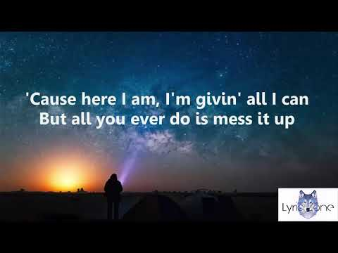 James Arthur - Naked (Lyrics / Lyric Video)