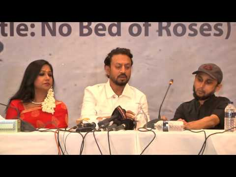 Irfan Khan Will Be Acting Bangla Movie Doob ( NO BED OF ROSE )
