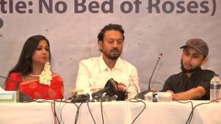 Irfan Khan Will Be Acting Bangla Movie Doob ( NO BED OF ROSE )