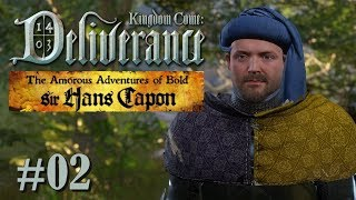 Kingdom Come: Deliverance-The Amorous Adventures of Bold Sir Hans Capon DLC #02 [German][Deutsch]