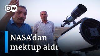 Diyarbakırlı uzay aşığı Abdülkadir Topkaç - DW Türkçe