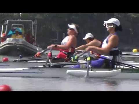 Day 4 evening | Rowing highlights | Rio 2016 Paralympic Games