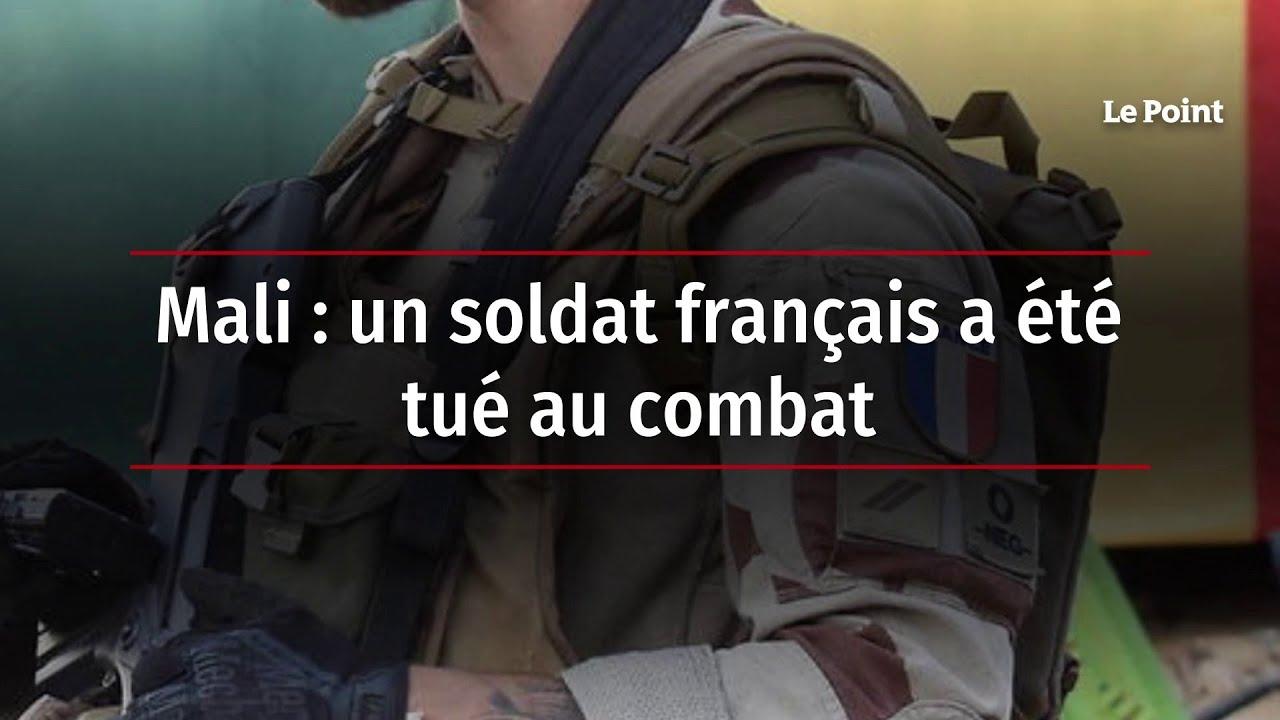 Download Mali : un soldat français a été tué au combat