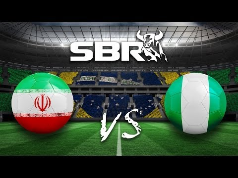 Iran vs Nigeria (0-0) 16.06.14 | Group F World Cup 2014 Preview