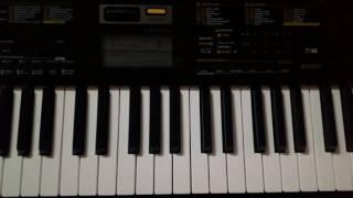 How To Play Ik Tera Sahara By Garry On Harmonium // Gaurav Anmol // Tuitorial // 2017
