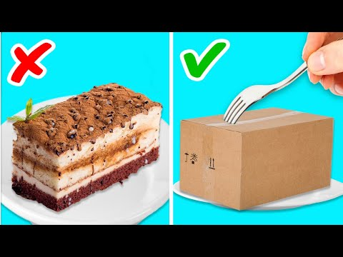 32 UNUSUAL CARDBOARD DIY PROJECTS YOU'D LOVE TO TRY || Sweet Boxes Reusing Hacks to Organize Home
