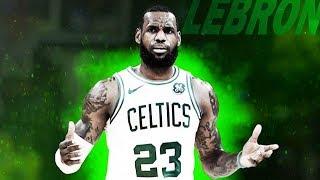LeBron James Joins Kyrie Irving on the Boston Celtics (Parody)