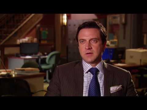 Law & Order: SVU: Raul Esparza Season 15 Episode 12 On Set Interview