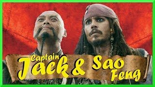 What Did Jack do to Sao Feng? (Pirates of the Caribbean)
