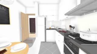 видео Проектирование дизайна интерьера квартиры с помощью программ