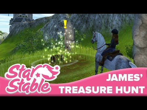 James' Treasure Hunt Walkthrough | Star Stable Online
