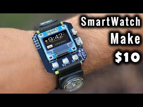How to Make a Smartwatch DIY