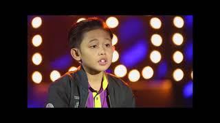 PERJALANAN SHARONNAVIS Indonesian Idol Junior 2