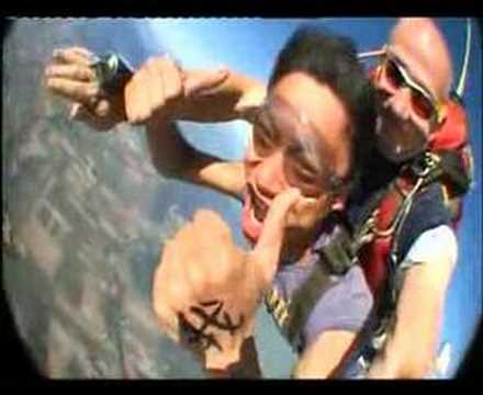 how to get skydiving license bordeaux