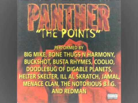 Notorious Big, Redman, Coolio, Buckshot, Busta & others - The Points (Easy Points Dirty)