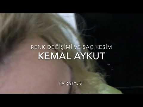 Profesyonel Saç Boyama Küllü Kumral Saç Renkleri ржачные видео приколы