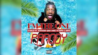 DJ Khaled - I'm The One ft. Justin Bieber, Quavo, Chance The Rapper, Lil Wayne PARODY! (Audio)