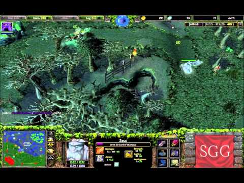 RR: Pacific.Revitalize vs Hailey's Ground (GMPGL) Full DotA Commentary