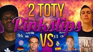 INCREDIBLE TOTY PINK SLIPS | KSI Vs Miniminter (FIFA 14)