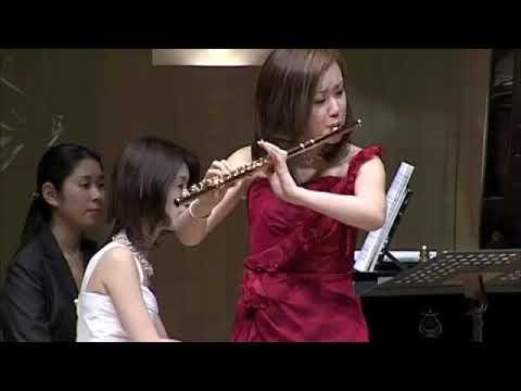 Guillaume Tel Duo Brillant Performed by Kazuo Fujii & Kaori Fujii