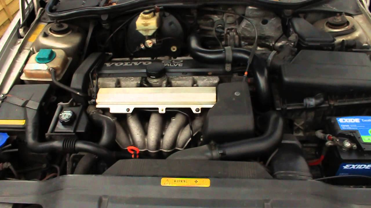 Volvo V70 R Engine Noise T5 Bent Con Rod