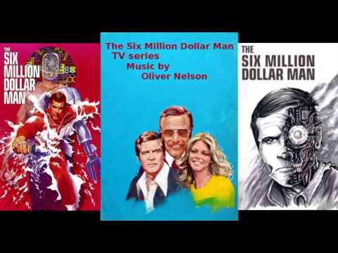 The Six Million Dollar Man TV Series Music