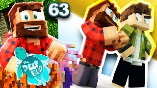 I NEED HELP | The Deep End Minecraft SMP #63