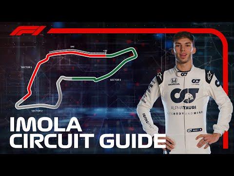 2020 Emilia Romagna Grand Prix | Pierre Gasly's Circuit Guide