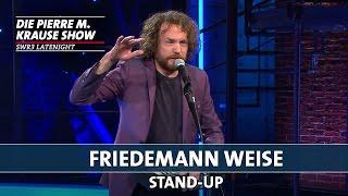 Friedemann Weise's bumslustige Stand-up