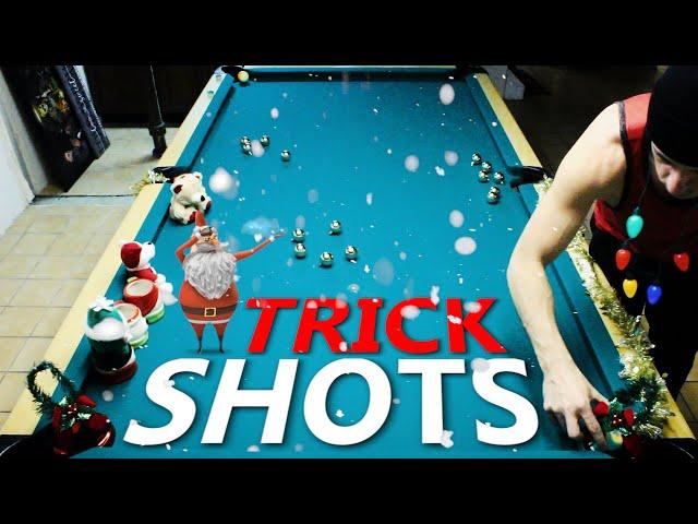 Trick Shots - Christmas Edition