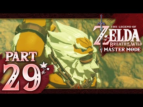 The Legend of Zelda: Breath of the Wild (Master Mode) - Part 29 - Champion Daruk's Song