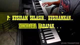 Selasih Ku Sayang_Ahmad Jais Karaoke Lirik