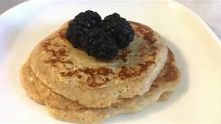 How to make VIKING pancakes  ANCIENT RECIPE