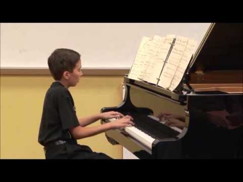 """an introduction to the piano solo recital performance by sarah goodman Partita-variations for piano solo by george rochberg piano quintet, introduction  i presented a lecture recital entitled """"a discussion and performance of."""