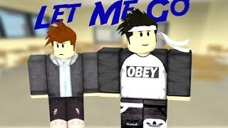 [1 Million Views!!!] Roblox Music Video| Let Me Go